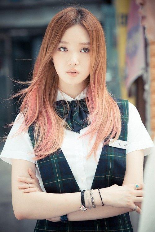 Lee Sung Kyung sở hữu gương mặt xinh đẹp, vóc dáng người mẫu cùng tiềm năng diễn xuất.