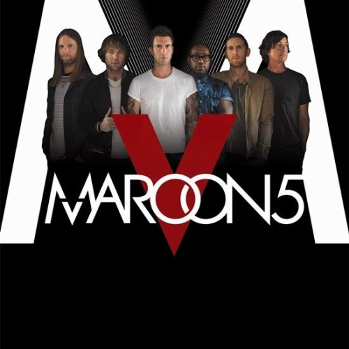Admat for Maroon 5 2014 North American Tour
