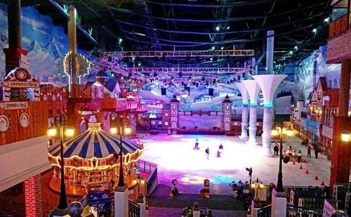 Xây dựng một công viên Kpop riêng - nơi có riêng một sân khấu lớn để các sao Kpop đến đây biểu diễn hàng ngày hoặc dành cho các nhóm tân binh ra mắt.