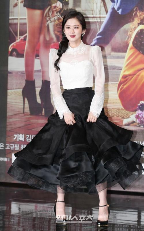 Sáng 18/1, Jang Nara cùng dàn diễn viên của bộ phim mới Happy Ending Once Again ra mắt báo giới tại  tòa nhà văn phòng MBC ở Sangam-dong, Mapo-gu, Seoul. Tác phẩm thuộc thể loại lãng mạn hài hước kể về 4 quý cô từng là một nhóm nhạc nổi tiếng gồm Jang Nara, Yoo In Na, Seo In Young, You Da In.