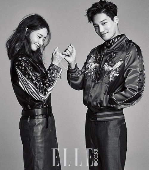 Là thành viên tiêu biểu trong 2 nhóm nhạc đứng đầu SM, Yoona và Kai diễn xuất khá ăn ý. Năm 2015 vừa qua, nhóm nhạc của Yoona và Kai có những dấu ấn bứt phá trong sự nghiệp âm nhạc.