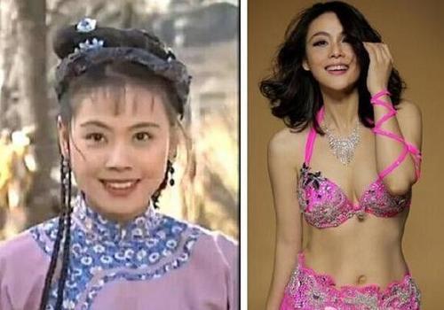 Vẻ đẹp gợi cảm tuổi U40 của Trần Oánh. So với hình ảnh năm cũ, cô không nhiều khác biệt.