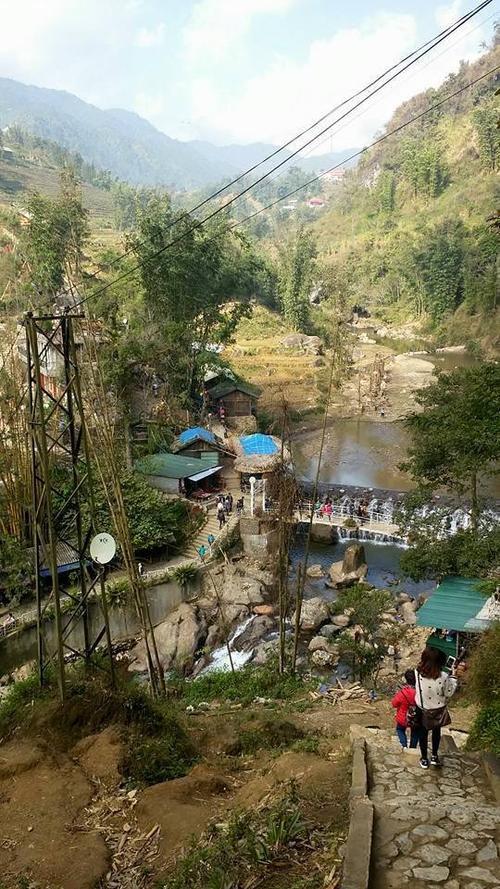 Thời tiết nắng ấm của Sa Pa cũng giúp du khách có những khoảng thời gian tận hưởng cảnh sắc nơi đây - (Facebook Tony Nguyen).