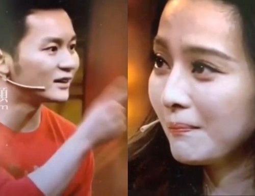 Lý Thần quát nạt Phạm Băng Băng khiến cô bật khóc trên sóng truyền hình.