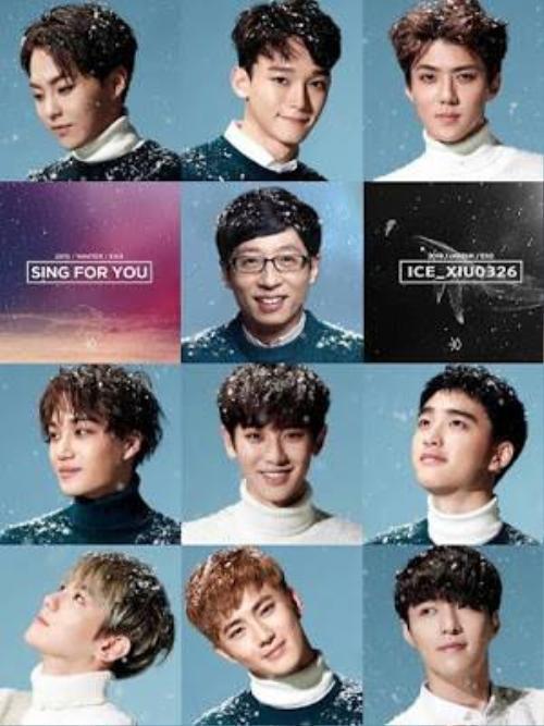 Hình tượng rất hòa hợp với các thành viên EXO