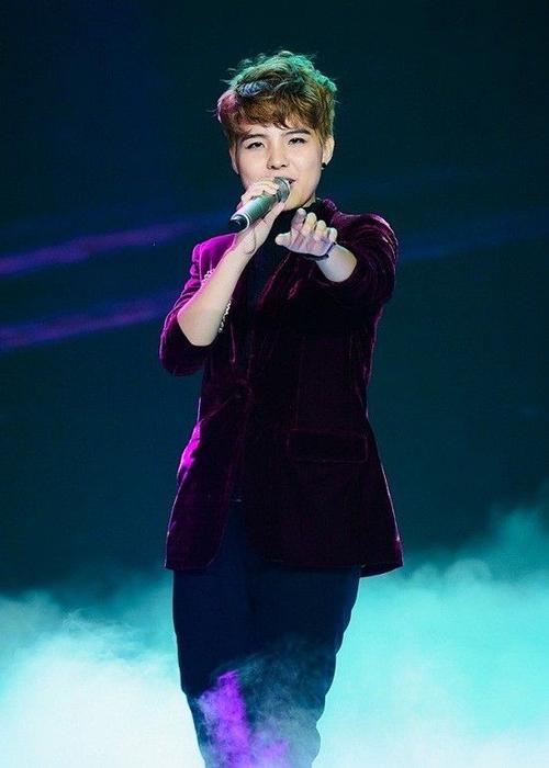 Vũ Cát Tường là gương mặt quen thuộc trong các giải thưởng của Bài hát Việt.