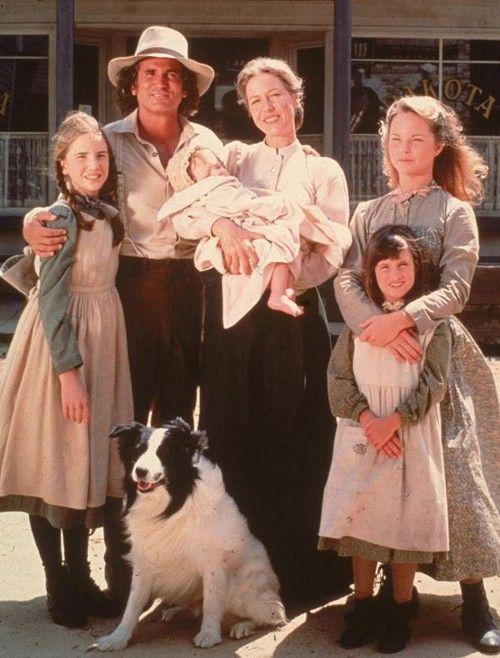 Gia đình Ingalls - những nhân vật chính của Ngôi nhà nhỏ trên thảo nguyên.