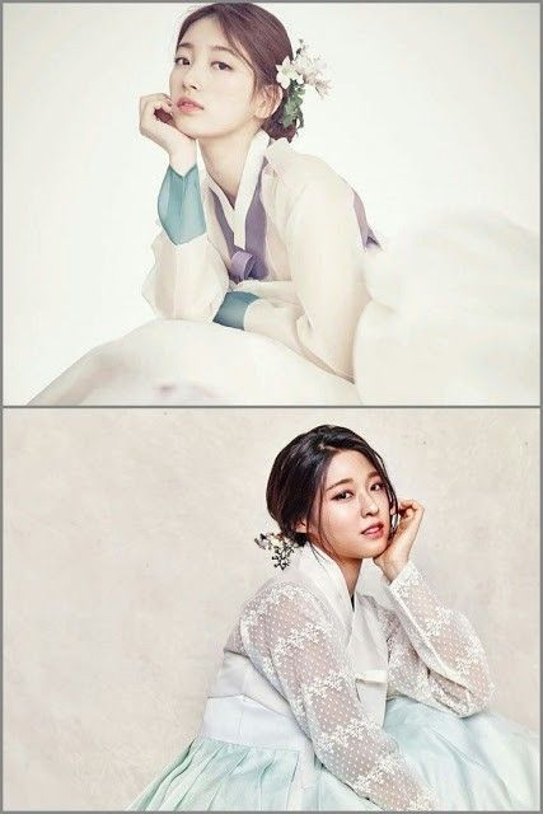 Bộ ảnh mới của Seolhyun khá giống concept ảnh tạp chí của Suzy.