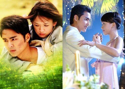 """Minh Đạo và Trần Kiều Ân chính là cặp đôi """"ngôn tình"""" được yêu thích nhất chục năm về trước."""