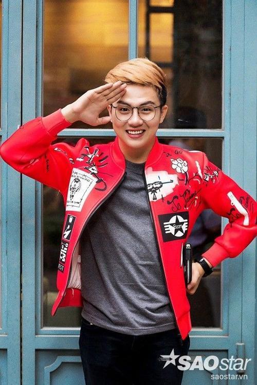 Hot boy - diễn viên Duy Khánh Zhou Zhou.