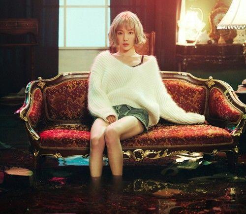 Taeyeon là thần tượng của Nayeon.
