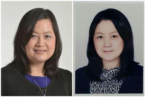 Gương mặt hoàn toàn khác biệt của cô Chang sau khi qua bàn tay thợ Photoshop tại Seoul.
