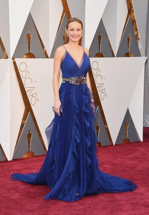 """Brie Larson - Ứng viên nặng ký của giải """"Nữ diễn viên chính xuất sắc nhất"""" với phim """"Room""""."""
