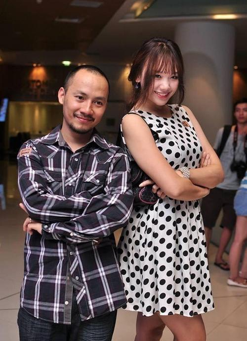 Tiến Đạt - bạn trai cũ Hari Won cao 1m68.