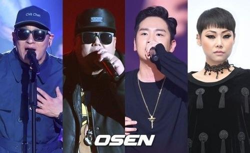Một số nhà sản xuất và rapper xác nhận tham gia làm huấn luyện viên trong Nation of Hip Hop.
