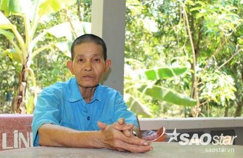 Bà Trần Thị Bảy, dì vợ của ông Bảo Tài