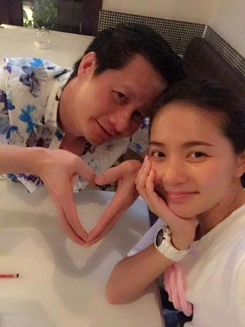 Phan Như Thảo đang mang bầu lần 2.