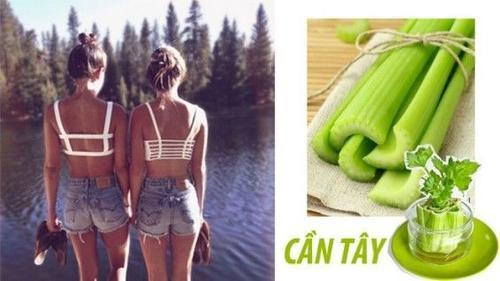 Cần tây là loại rau đặc trị dành cho người huyết áp cao, giúp tăng cảm giác thèm ăn  và tuần hoàn máu cực đỉnh.