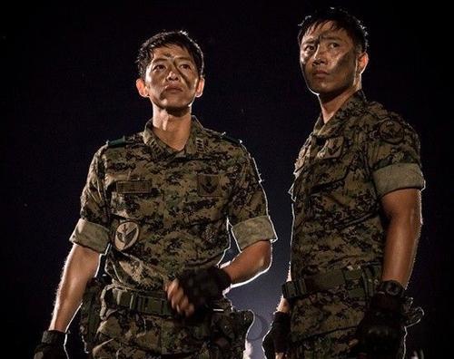 Song Jong Ki và Jin Goo như soái ca bước ra từ trong truyện
