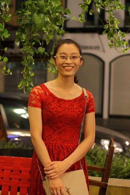 Em gái chị Lê Thanh Hiền, cô bé này là con đẻ của bà Phan Thị Tuyết Hoa. Hiền rất khác biệt so với em - Ảnh gia đình cung cấp