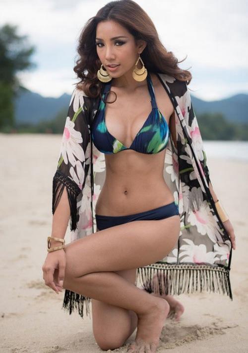 Người đẹp Thái giữ vị trí số 1 châu Á.