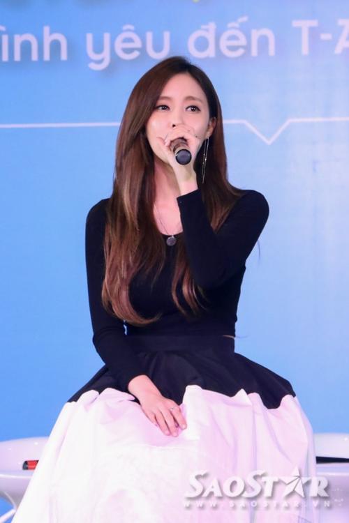 Hyomin tặng người hâm mộ một ca khúc mới trong album chưa phát hành.