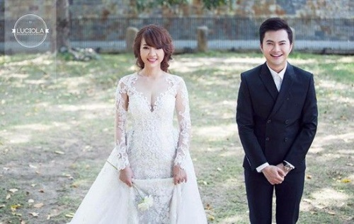 Nam Cường bất ngờ tổ chức đám cưới vào ngày 14/3 tại TP HCM.