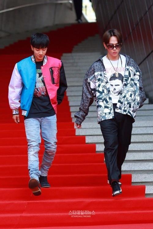 ee Gi Kwang và Yong Junhyung (BEAST).