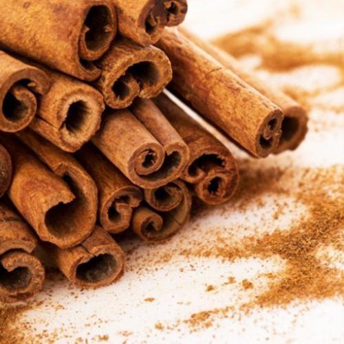 Bột Quế với hương vị ấm nồng từ tinh dầu quế.
