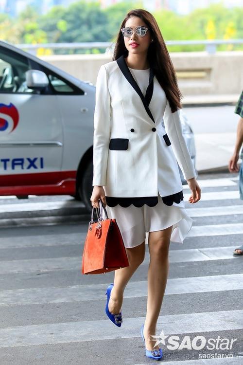 Thời gian qua, Phạm Hương luôn tất bật với chuỗi hoạt động trong nước lẫn những đợt công tác nước ngoài. Cách đây không lâu, cô đã sang New Zealand cả tuần để quay quảng cáo cho một nhãn hàng.