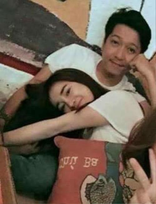 Trường Giang - Nhã Phương đang là cặp đôi hot nhất nhì showbiz Việt.
