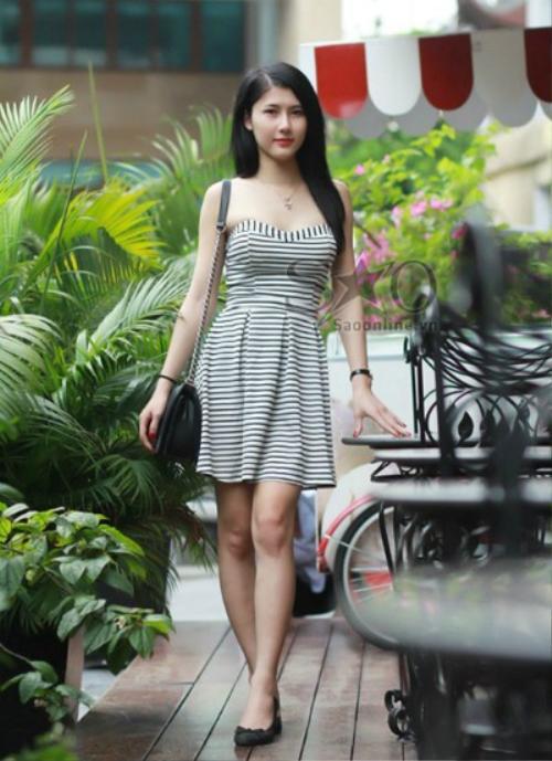 Dáng vẻ nữ tính, xinh xắn một thời của Nguyễn Văn Hiếu.