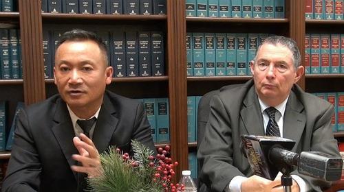Công tố Mỹ đưa mức bảo lãnh cao nhằm ngăn cản Minh Béo tại ngoại làm cứu xét.