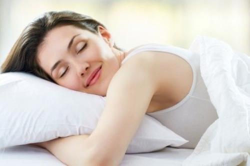 Ngủ đủ giấc giúp cơ phát triển tốt hơn