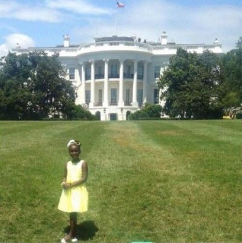 Makaila đã từng được pha chế và phục vụ nước chanh cho Tổng thống Mỹ Obama.
