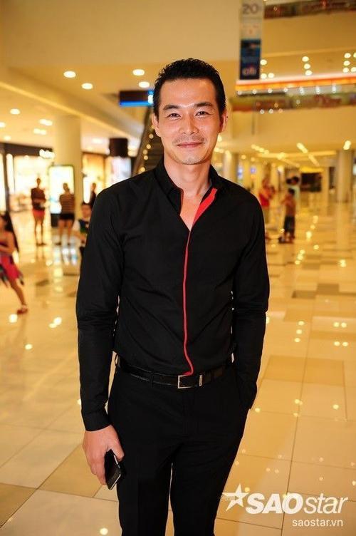 Nam diễn viên Quách Ngọc Ngoan.