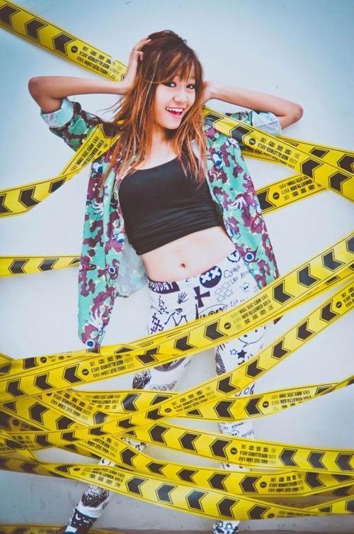 Zoie tâm sự một trong những bước ngoặc lớn nhất của cô ấy chính là thành lập nên nhóm nhảy đình đám ST 319 hiện nay cùng thành viên Aiden.