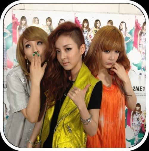 2NE1 chính thức hoạt động với 3 thành viên.