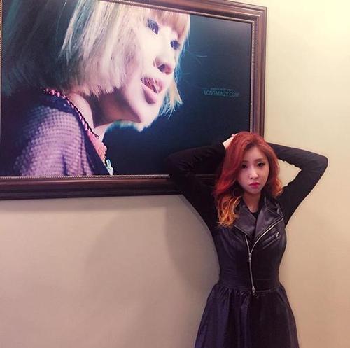 Minzy ra đi tìm con đường khác, chia tay 2NE1 sau 7 năm.