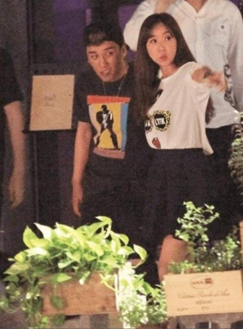 Seungri bị đồn qua đêm với gái lạ ở Đài Loan.