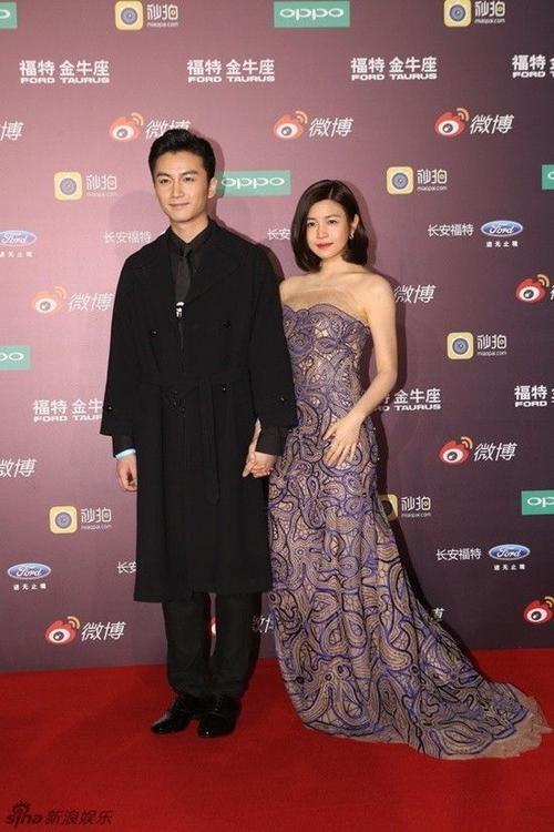 Trần Hiểu và Trần Nghiên Hy trong sự kiện gần nhất tham dự chung cách đây khá lâu.