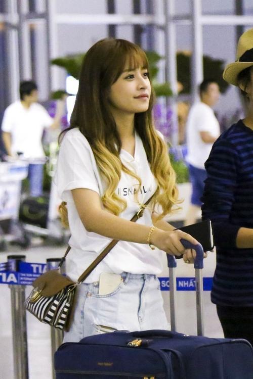 Chi Pu luôn được ưu ái xếp vào Top những mỹ nhân xinh đẹp nhất showbiz Việt.