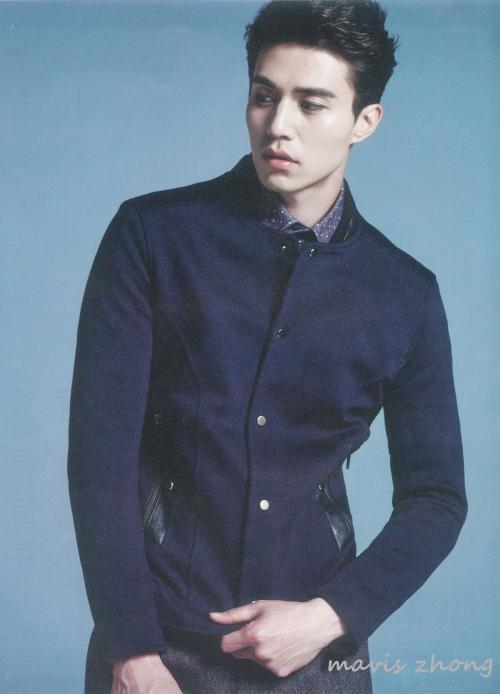Bạn sẽ 'thao thức' vì Lee Dong Wook, khi nhìn anh ấy với mái tóc bạch kim - ảnh 1