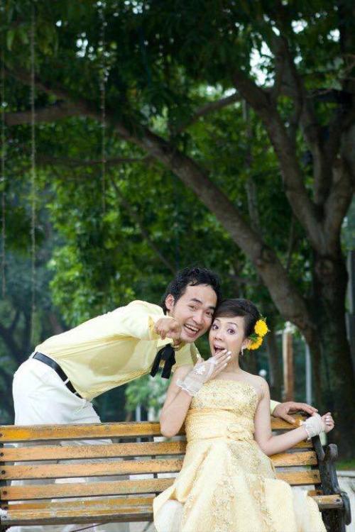 Thu Trang - Tiến Luật kỷ niệm 6 năm ngày cưới: 'Vẫn cứ yêu và say như thế!' - ảnh 14