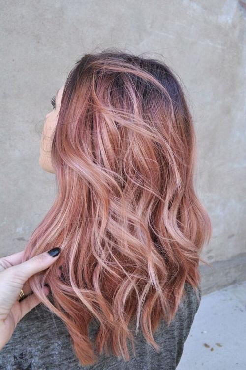4 màu tóc nhuộm hứa hẹn hot nhất 2017 - ảnh 6