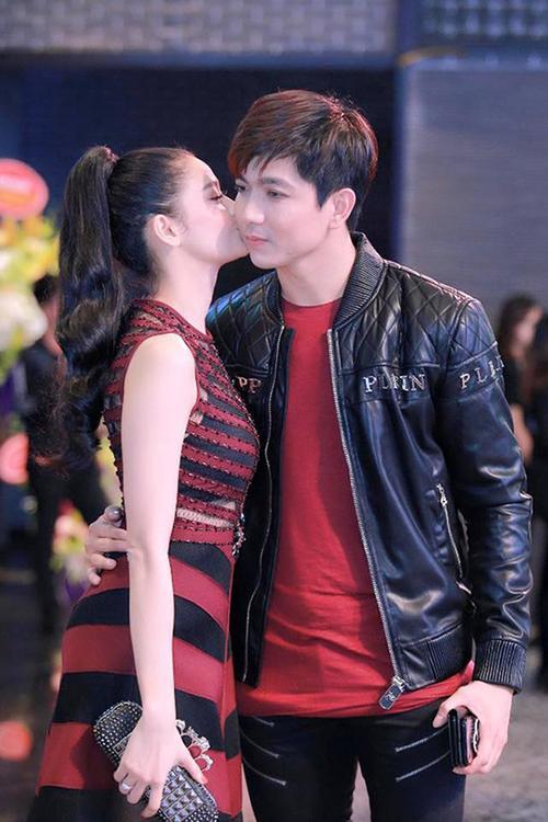 Trương Quỳnh Anh - Tim đang có những ngày tháng cực kỳ ngọt ngào, hạnh phúc bên nhau.