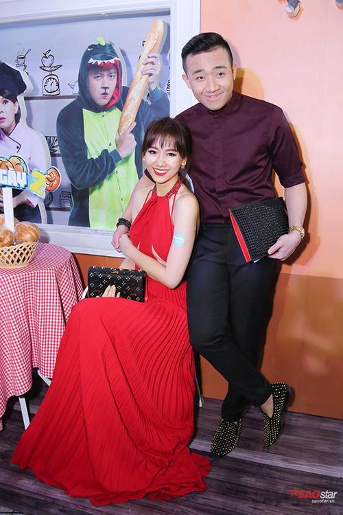 Giảm 6kg trong 2 tháng, fan 'tròn mắt' trước thân hình thon gọn của Hari Won - Ảnh 2