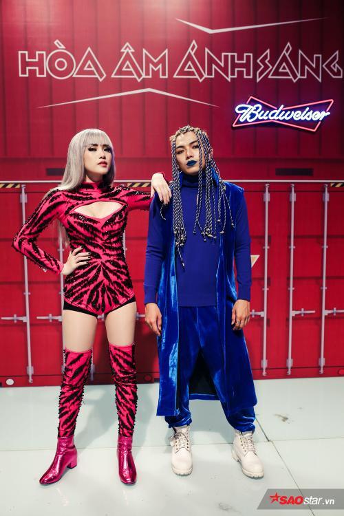 Team Thiều Bảo Trâm bất ngờ thay đổi âm nhạc, vũ đạo trước giờ lên sàn đấu Remix New Generation - ảnh 6