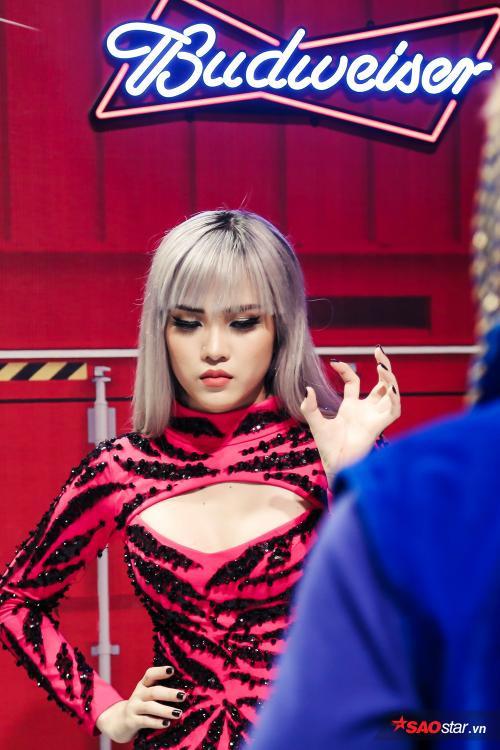 Team Thiều Bảo Trâm bất ngờ thay đổi âm nhạc, vũ đạo trước giờ lên sàn đấu Remix New Generation - ảnh 9