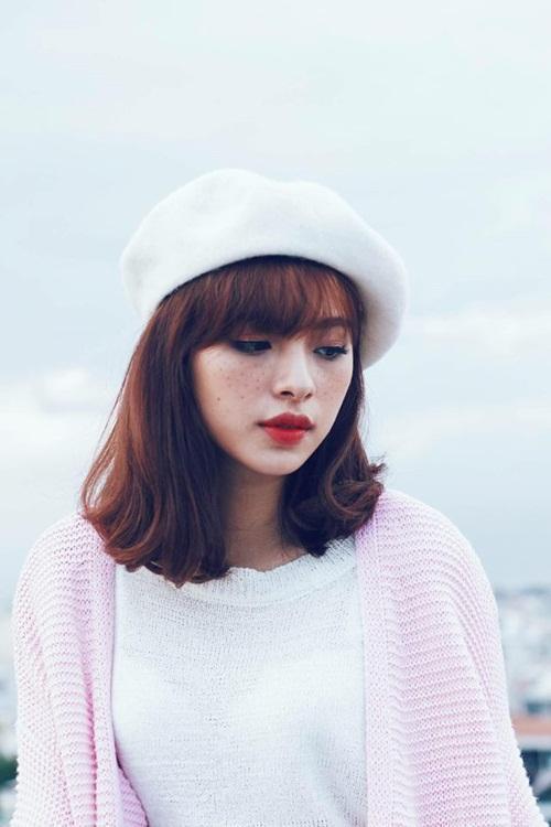 Mặt đẹp - dáng xinh lại là fashion icon, Tú Hảo đang là gương mặt sáng giá của The Face online!